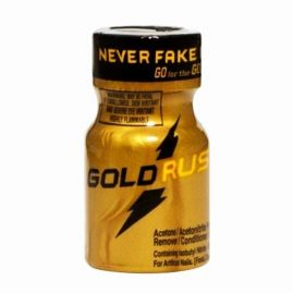 Gold Rush Leather - 10ml