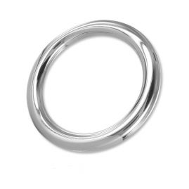 Stalen Cockring Rond 8mm